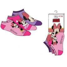 Zokni titok Disney Minnie 3 db-os 23-34