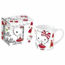 Hello Kitty Porcelán Bögre (236ml)
