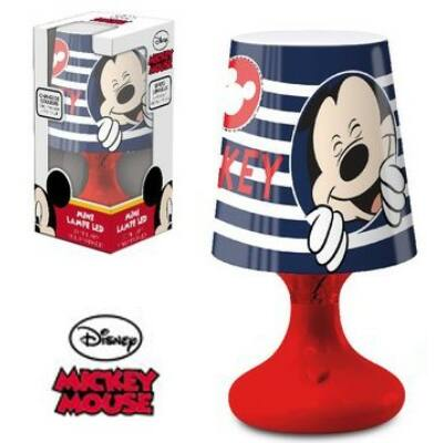 Lámpa Mini LED Disney Mickey